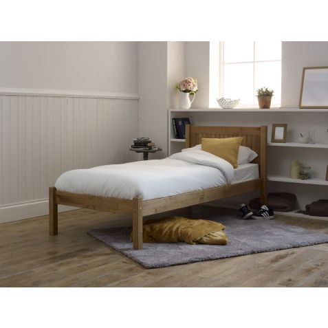 Beds Are Uzzz Capricorn Honeycomb Wood Bed