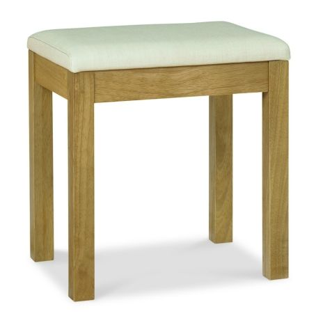 Bentley Design Atlanta Oak Stool