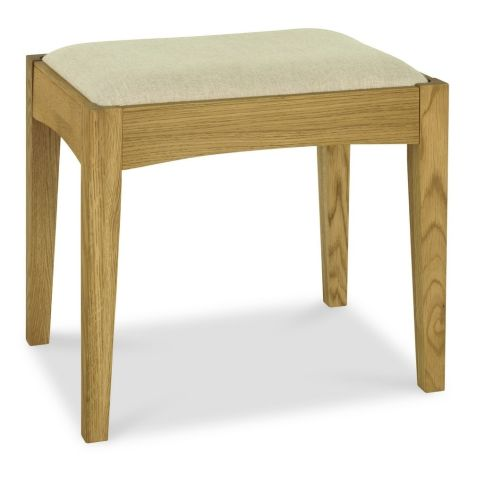 Bentley Design Hampstead Oak Stool
