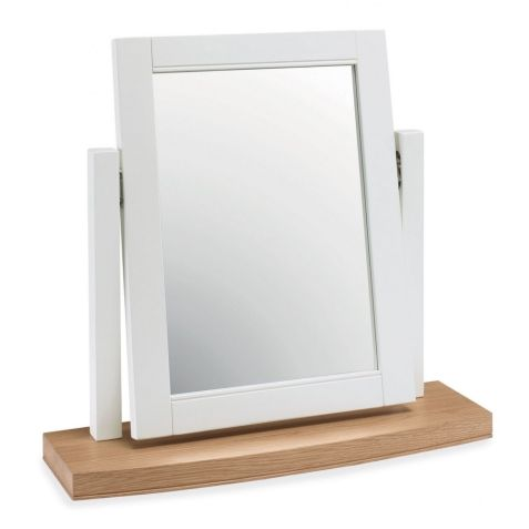 Bentley Design Hampstead Two Tone Vanity Mirror