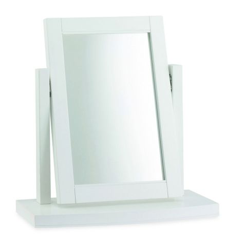 Bentley Design Hampstead White Vanity Mirror