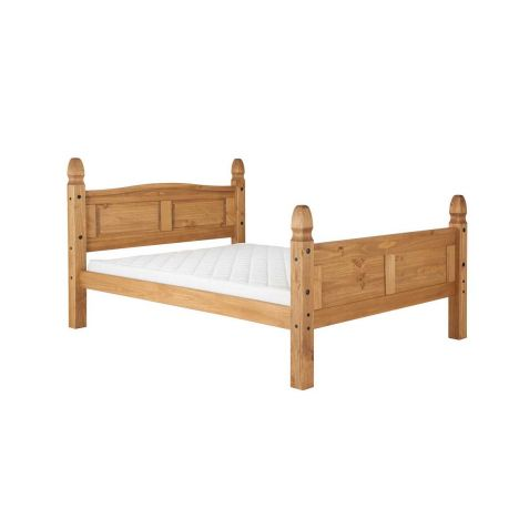 Birlea Corona Pine Wood High End Bedstead