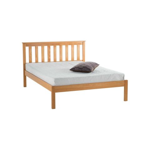 Birlea Denver Pine Wood Low End Bedstead