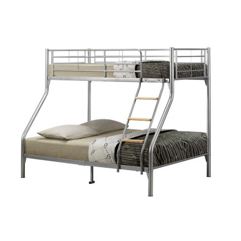 Birlea Nexus Silver Bunk Bed