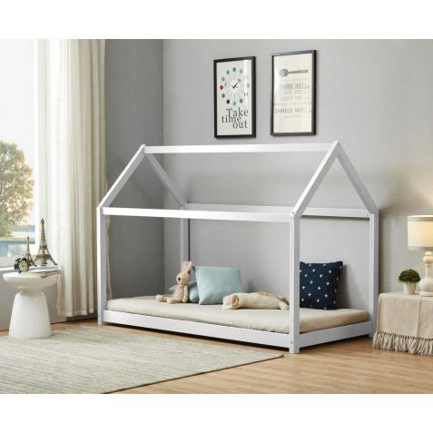 Birlea White House Bed