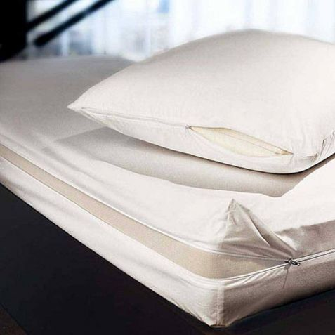 Brinkhaus Pillow Dust Mite Barrier (Pair Of) Square - 65x65cm
