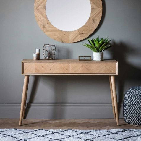 Frank Hudson Milano 2 Drawer Console Table
