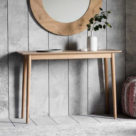 Frank Hudson Milano Console Table