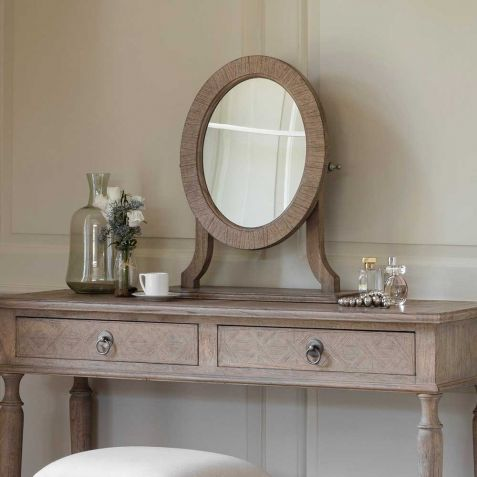 Frank Hudson Mustique Dressing Table Mirror