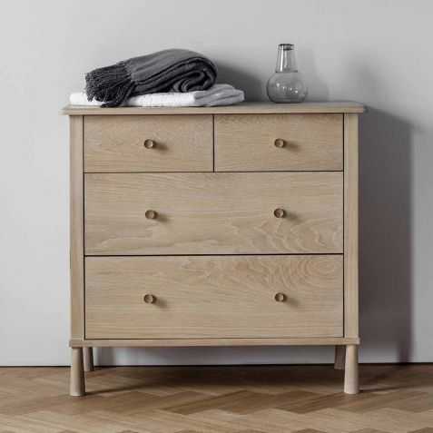 Frank Hudson Wycombe 4 Drawer Chest