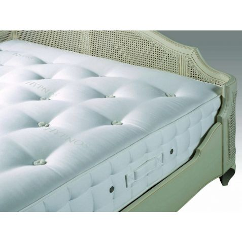 Hypnos Bedstead Three Mattress