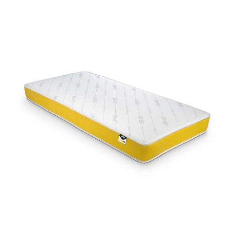 Simply Kids Pocket Sprung Anti Allergy Mattress: Standard Single - 90x190cm