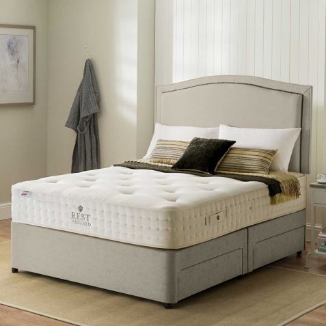 Rest Assured Rufford 2000 Memory Divan Set