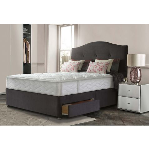 Sealy Pearl Wool Divan Set
