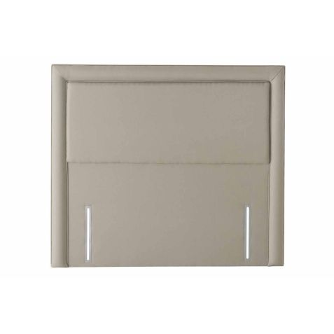 Silentnight Palermo Headboard Sandstone Fabric
