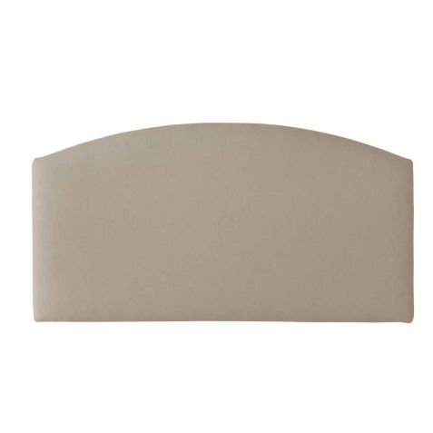 Silentnight Selene Headboard Sandstone Fabric