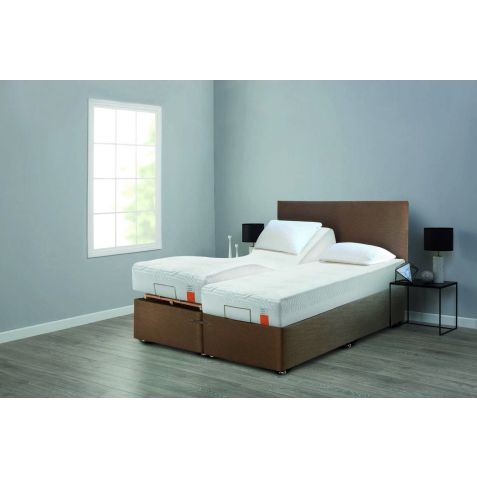 Tempur Ardennes Adjustable Divan Set