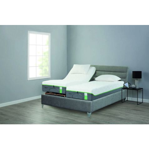 Tempur Genoa Adjustable Bedstead