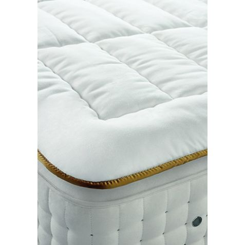 Vispring Heaven Mattress Topper Harrow Branch: Standard Kingsize - 150x200cm