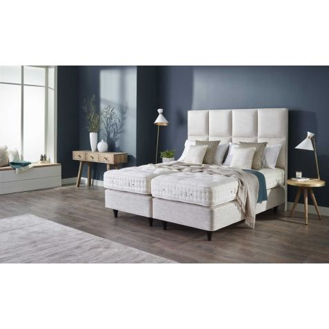 Vispring Devonshire Divan Set Ex Display Dorchester Branch: Standard Kingsize - 150x200cm