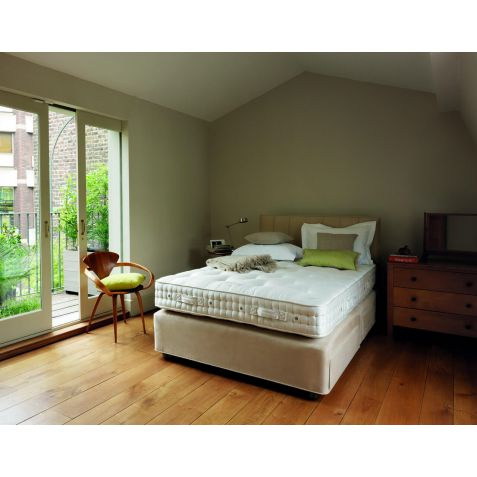 Vispring Elite Divan Set Harrow Branch: Standard Single - 90x190cm