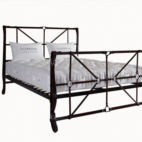 Vispring Bedstead Realm Mattress New Stock Bournemouth Branch: Standard Kingsize - 150x200cm