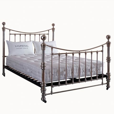 Vispring Bedstead Supreme Mattress New Stock: Standard Kingsize - 150x200cm