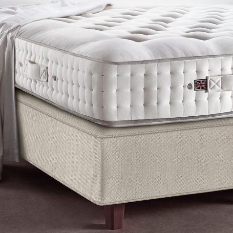 Vispring Regal Superb Mattress New Stock: Standard Kingsize - 150x200cm