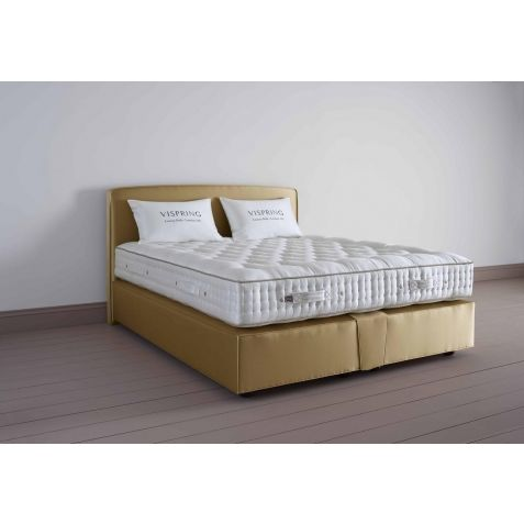 Vispring Tiara Superb Mattress Maidenhead Branch: Standard Kingsize - 150x200cm