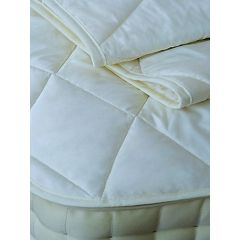 Vispring Luxury Quilted Mattress Protector