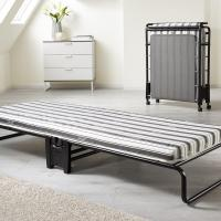 JayBe Advance Airflow Fibre Folding Bed: Folding Bed Single - 65x190cm
