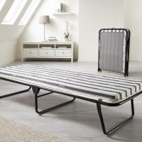 JayBe Value Comfort Airflow Fibre Folding Bed: Folding Bed Single - 65x183cm