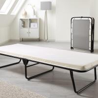 JayBe Value Comfort Memory Foam Folding Bed: Folding Bed Single - 65x183cm